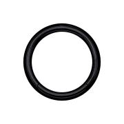 Micro Segmentring schwarz mit Titanium Schicht