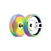 Fake Plug Dose farbig mit Titanium Beschichtung