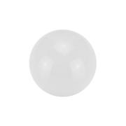 Micro Kugel Supernova Pure White