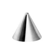 Micro Cone silber