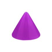 Cone Neon violett