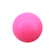 Micro Kugel Neon pink