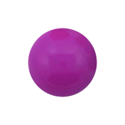 Micro Kugel Neon violett
