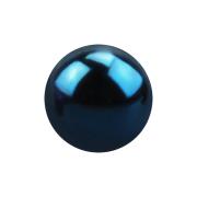 Micro Kugel dunkelblau