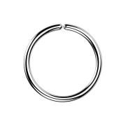Micro Piercing Ring silber