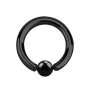 Ball Closure Ring schwarz