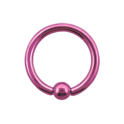 Ball Closure Ring pink