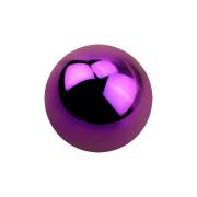 Kugel violett