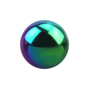 Kugel farbig