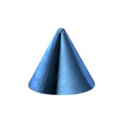 Cone dunkelblau