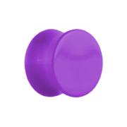 Flared Plug violett