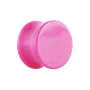 Flared Plug pink