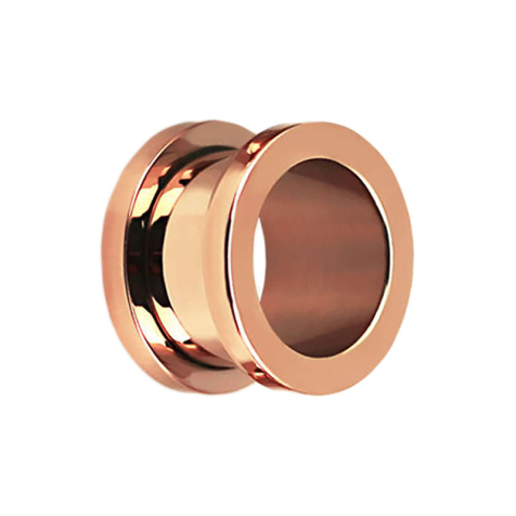 Flesh Tunnel rosegold