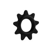 O-Ring Stern schwarz