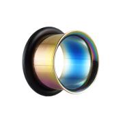 Flared Tunnel farbig mit O-Ring