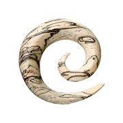 Dehnspirale aus Tamarind Holz