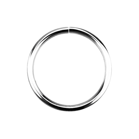 Micro Piercing Ring silber