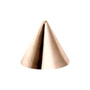 Micro Cone rosegold