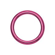Micro Segmentring pink