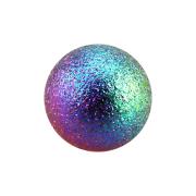 Micro Kugel farbig gesprenkelt