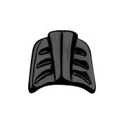 Micro Pfeil schwarz
