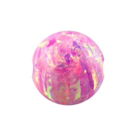 Ball Closure Kugel Opal pink