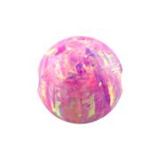 Ball Closure Kugel Opal pink