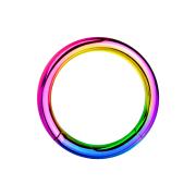 Segmentring farbig