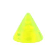 Cone grün transparent