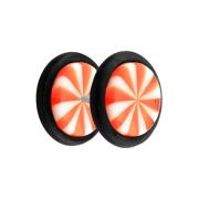 Fake Plug Twistet orange