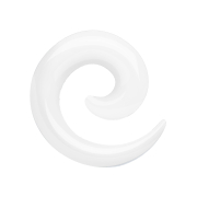 Dehnspirale weiss
