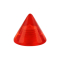 Cone rot transparent