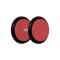 Fake Plug rot mit O-Ring