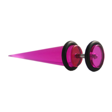 Fake Expander violett Transparent