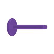 Labret-Stab violett