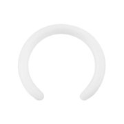 Micro Circular-Stab weiss