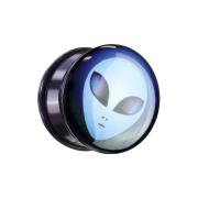 Flared Plug Alien
