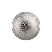 Ball Closure Kugel silber gesprenkelt