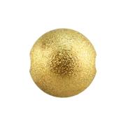 Ball Closure Kugel vergoldet gesprenkelt
