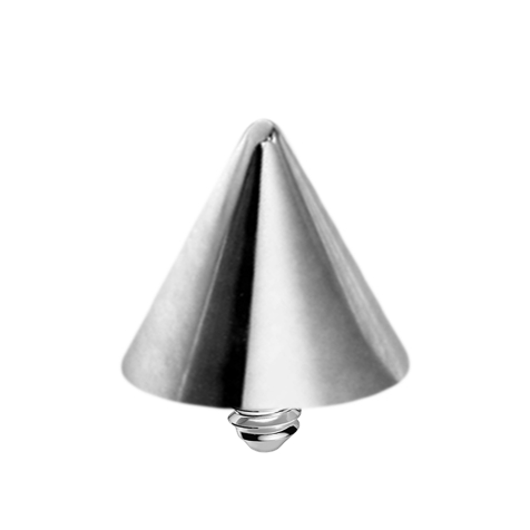 Dermal Anchor Cone silber