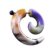 Fake Spirale Blumenwiese