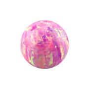 Micro Kugel Opal pink