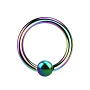 Ball Closure Ring farbig