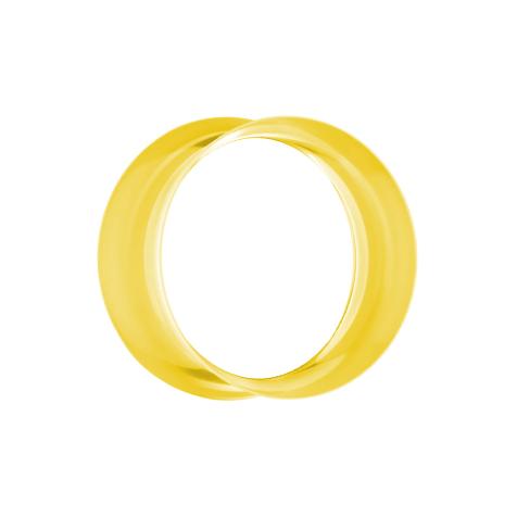 Flared Tunnel gelb