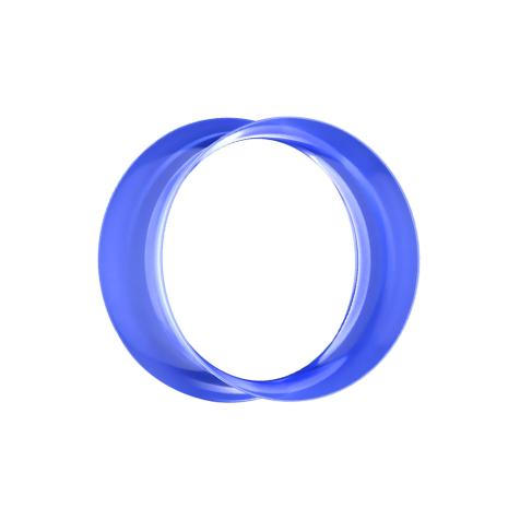 Flared Tunnel dunkelblau