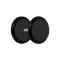 Fake Plug schwarz mit O-Ring