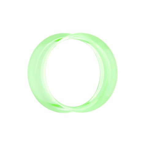 Flared Tunnel grün