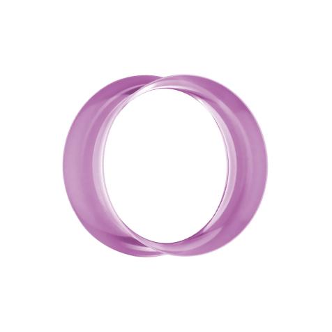 Flared Tunnel violett