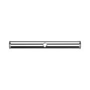 Barbell-Stab mit 1.2 mm Innengewinde silber und einem 0.8...