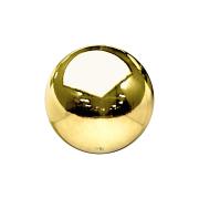 Kugel 14k gold